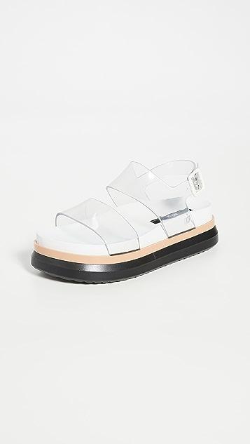 Melissa Cosmic II 凉鞋