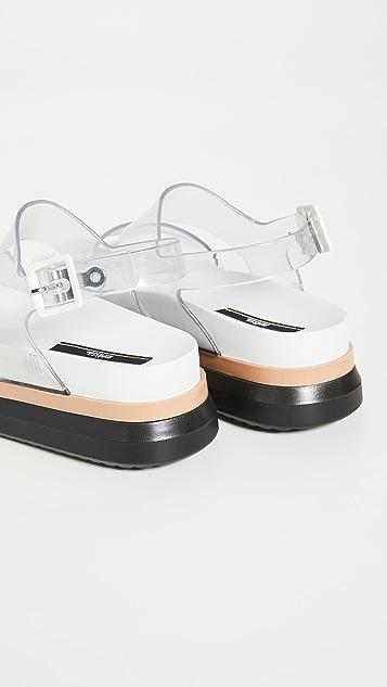 Melissa Cosmic II Sandals