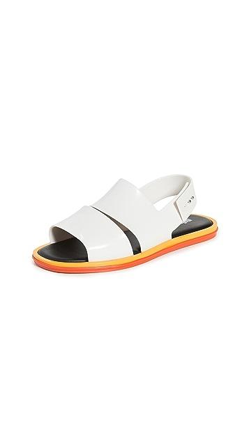 Melissa Melissa Carbon Sandals
