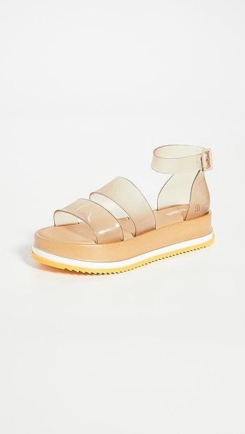 Melissa Melissa Model 厚底凉鞋