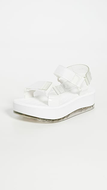 Melissa Melissa Papete 厚底凉鞋