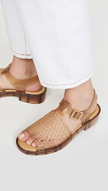 Melissa X Opening Ceremony Hatch Sandals