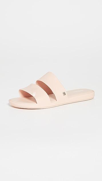 Melissa 亮色凉拖鞋