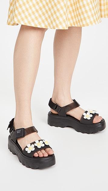 Melissa Kick Off 凉鞋