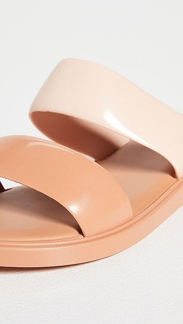 Melissa Bubble AD Sandals