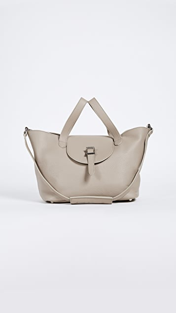 meli melo Thela Medium Bag - Taupe