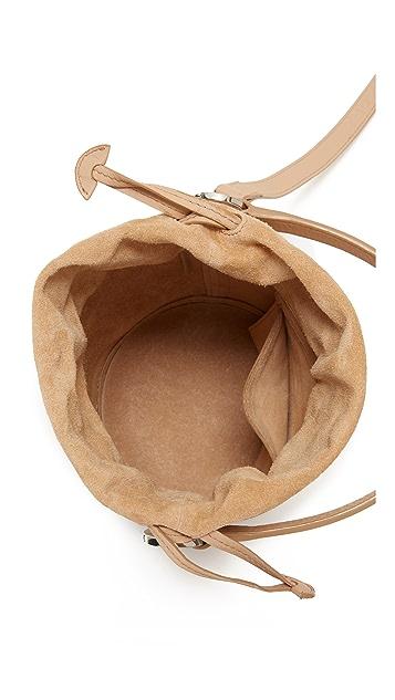 meli melo Santina Mini Bucket Bag