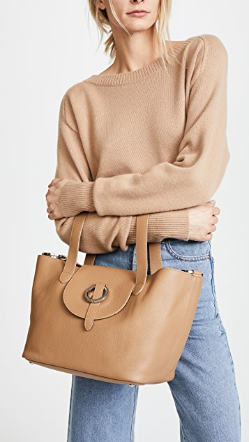 meli melo Rose Thela Medium Tote