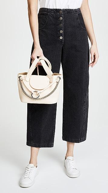 meli melo Linked Thela Mini Tote Bag