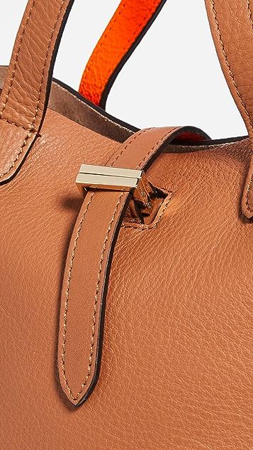 meli melo Thela Mini Shopper Bag