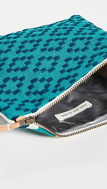Mercado Global Mini Cristina Cosmetic Pouch