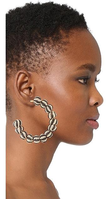 Mercedes Salazar Candonga Earrings