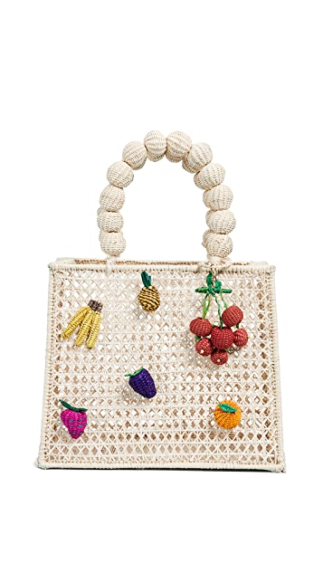Mercedes Salazar Cartera Tutti Fruti Bag