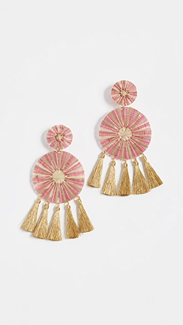 Mercedes Salazar Yuri Earrings