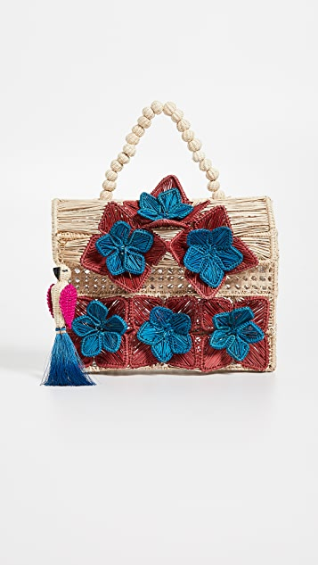 Woven Bag by Mercedes Salazar
