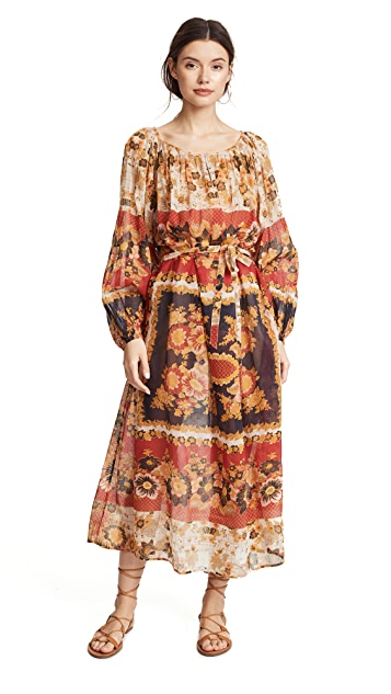 Mes Demoiselles Matrioshka Dress
