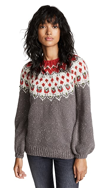 Mes Demoiselles Charlene Knitted Sweater