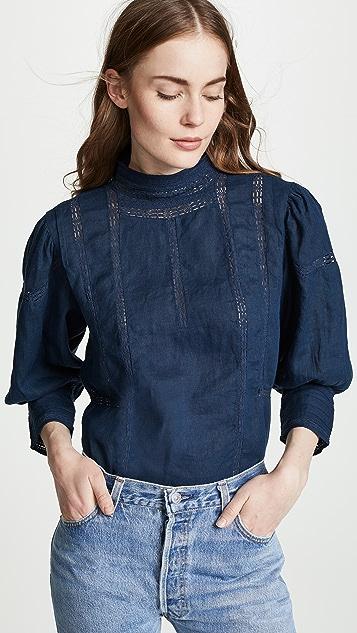 Mes Demoiselles Byrds 女式衬衫