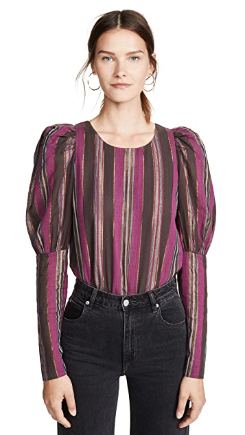 Mes Demoiselles Laduro 女式衬衫