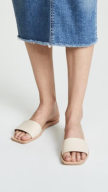 Mari Giudicelli Porto Sandals