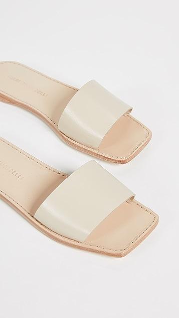 Mari Giudicelli Porto 凉鞋