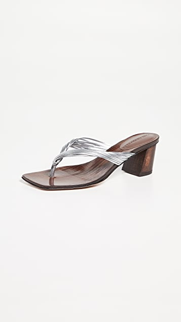 Mari Giudicelli Luiza 凉鞋