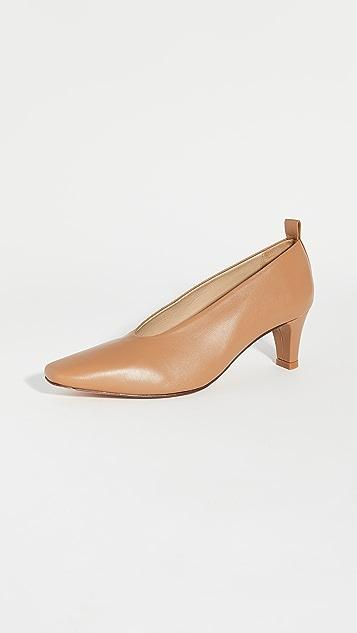 Mari Giudicelli Elizabeth 浅口高跟鞋