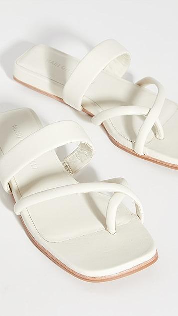 Mari Giudicelli Travel Sandals