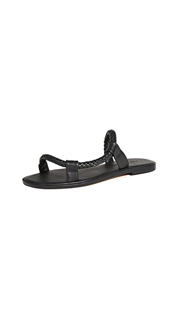 Mari Giudicelli Bardot Sandals