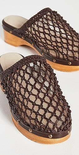 Mari Giudicelli - Urca 木底鞋
