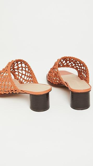 Mari Giudicelli Pesca Sandals