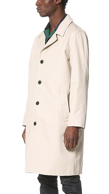 Editions M.R. Overcoat