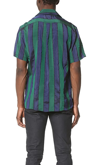 Editions M.R. Safari Short Sleeve Shirt