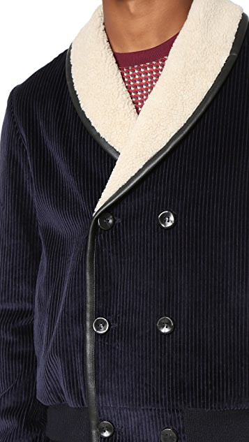 Editions M.R. Shawl Collar Jacket
