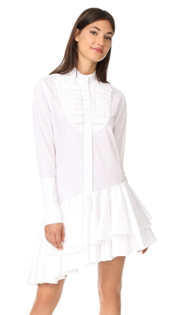 Maggie Marilyn Super Human Shirtdress