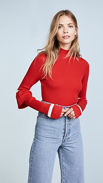 Maggie Marilyn Heart Whisper Sweater