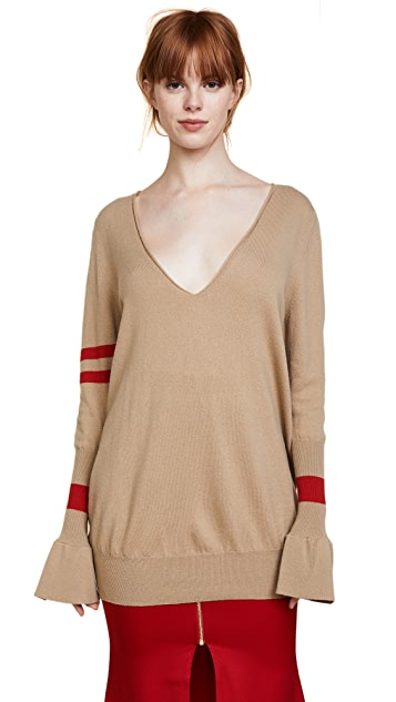 Maggie Marilyn Hold Your Own Boyfriend Sweater