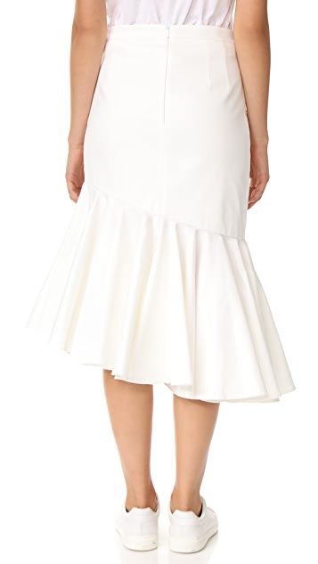 Maggie Marilyn Make It a Great One Slashed Skirt