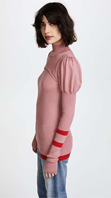 Maggie Marilyn Hold Tight Knit Sweater