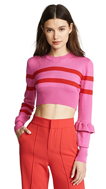 Maggie Marilyn The Believer Knit Top