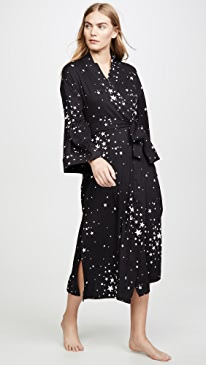 Black Stars Kimono