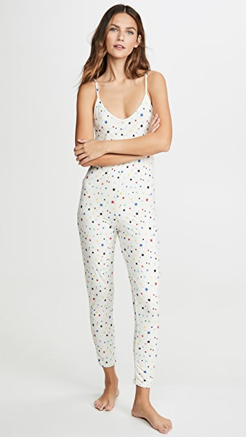 Mason Grey Rainbow Stars Jumpsuit