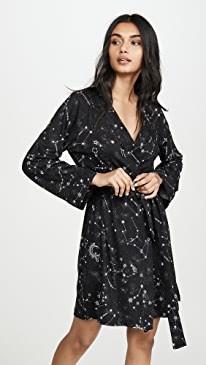 What's Your Sign Classic Short Robe