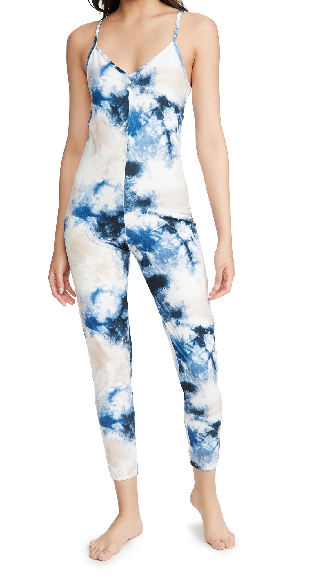 Mason Grey Printed Jumpsuit
