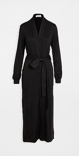 Mason Grey - Banded Long Robe
