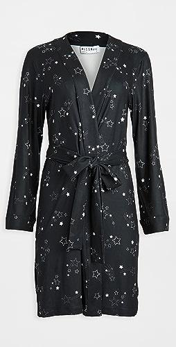Mason Grey - Classic Short Robe