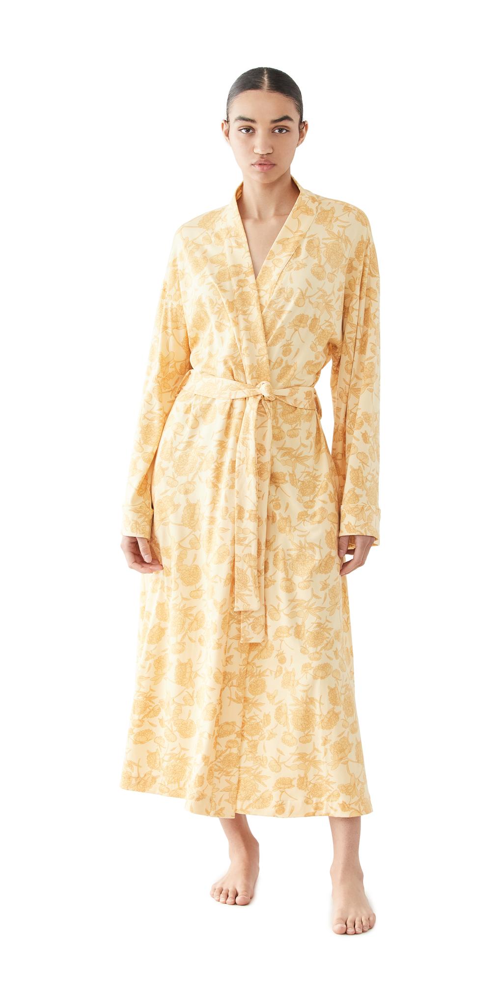 Golden Cheetah Kimono