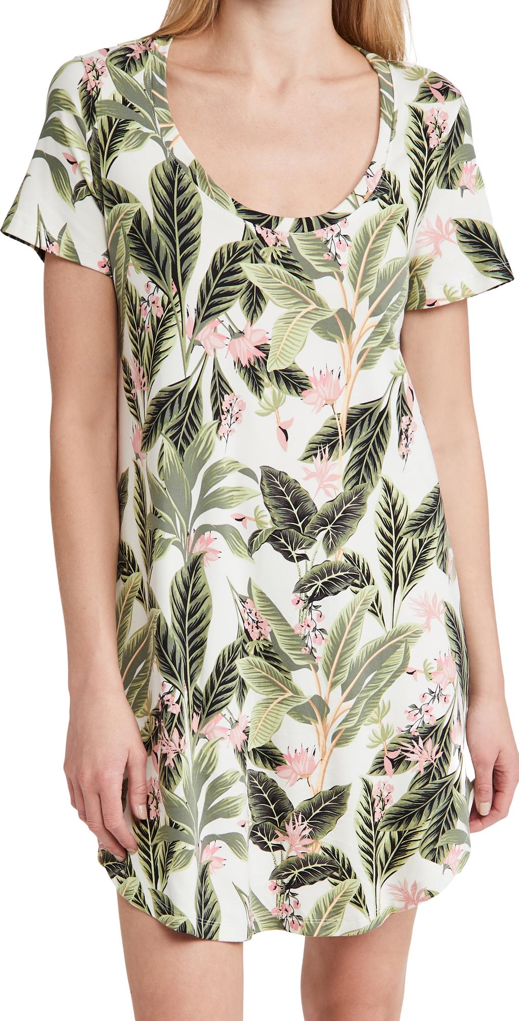 Paradise T-Shirt Dress