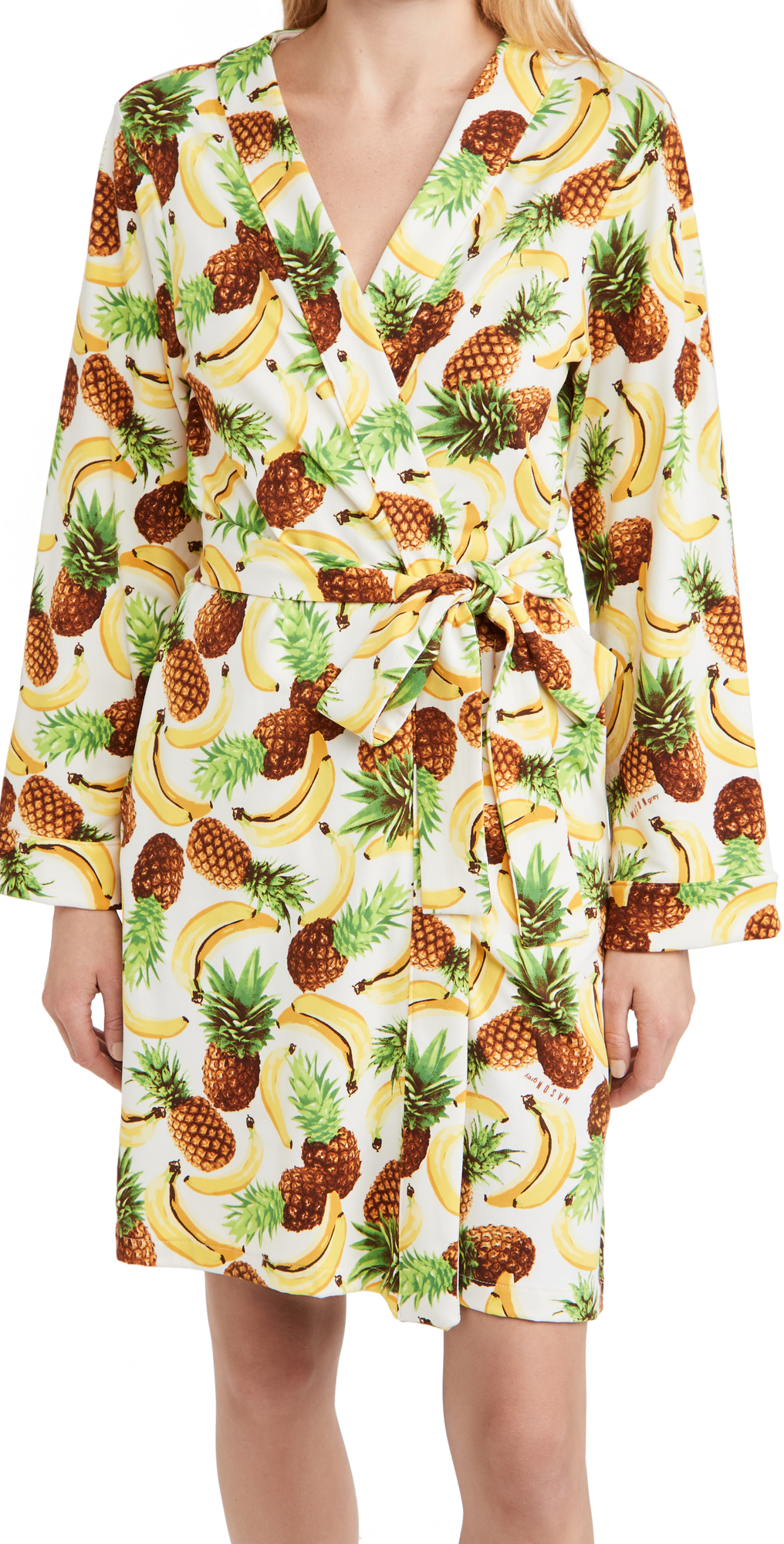 Tropical Smoothie Classic Short Robe