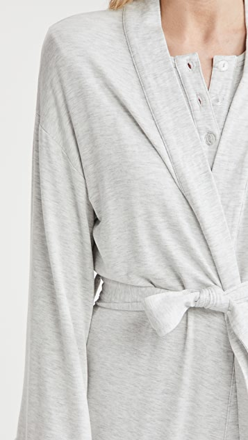 Mason Grey Kimono Robe